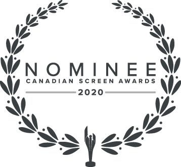 2020 Canadian Screen Award Nominee laurel